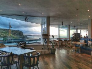 The Living Space at Watergate Bay - Dog Friendly Dining