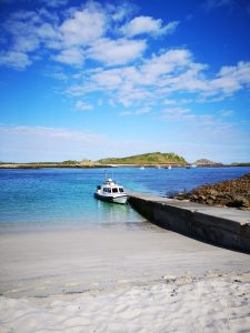 Water Taxi - Isles of Scilly