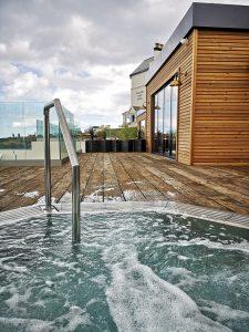 Mullion Cove Spa Hot Tub