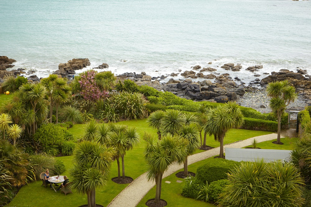 The Old Coastguard Gardens