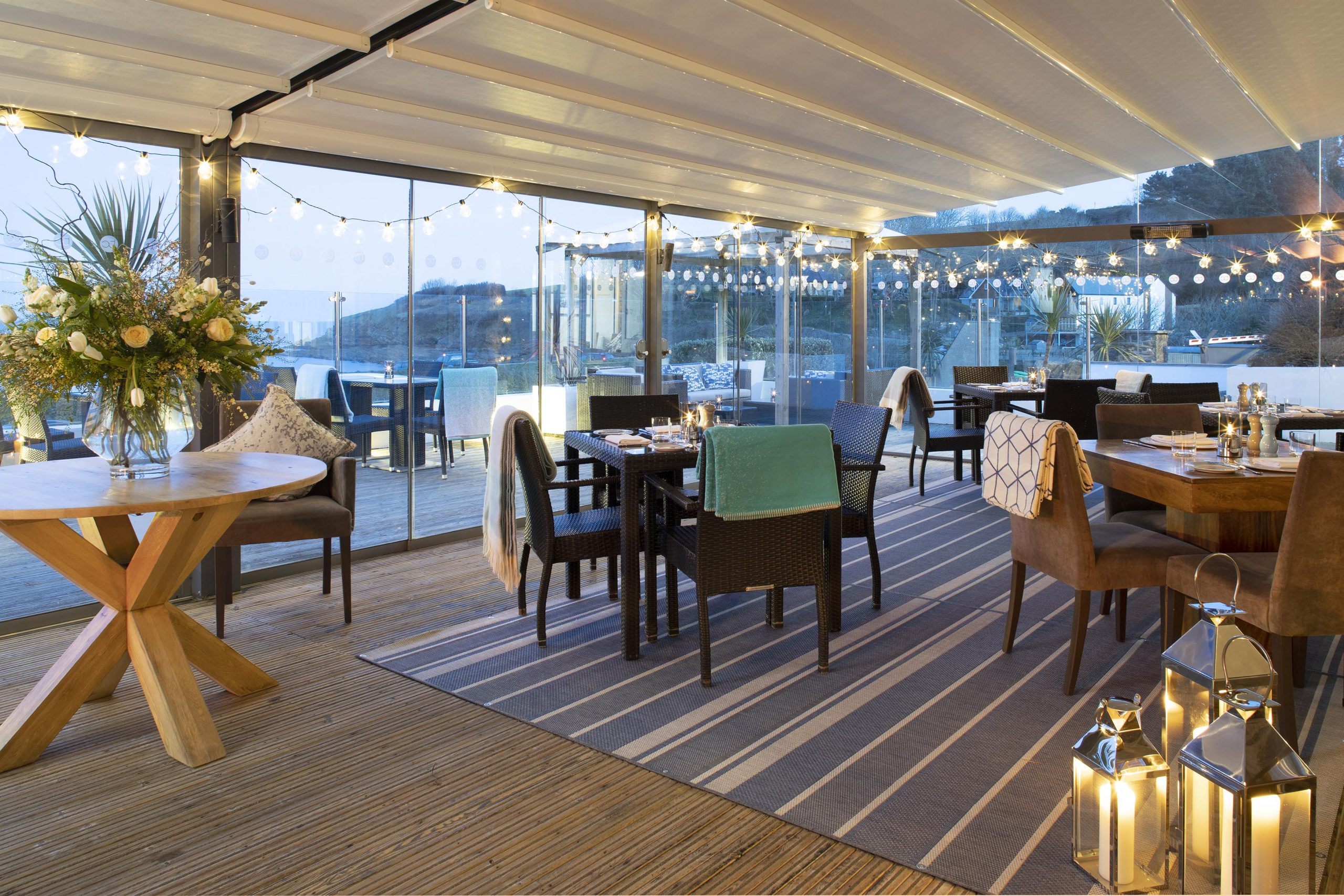 The Cove Maenporth - Dog Friendly Dining