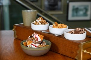 Breakfast Options at Padstow Townhouse