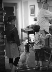 Cadeleigh Arms Dog Friendly Dining