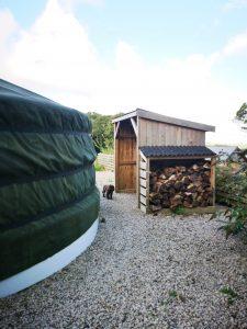 Fir Hill Yurt