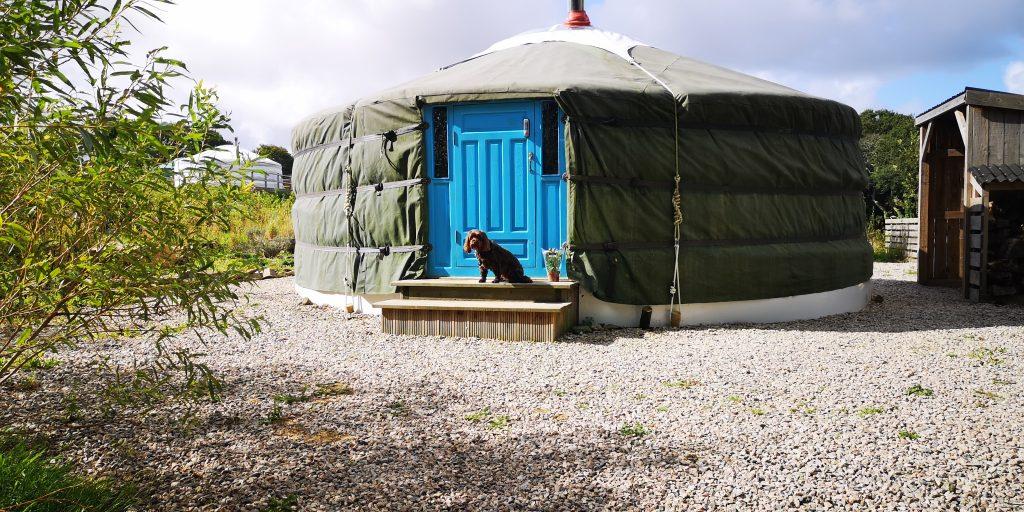 Fir Hill Estate Yurts