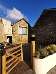 The Hayloft Courtyard