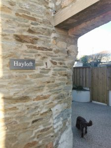 The Hayloft Dog Friendly Self Catering