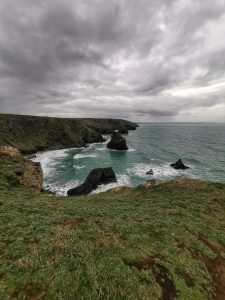 Bedruthan Steps - Cornwall