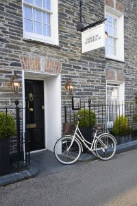 Padstow Townhouse Entrance