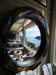 Fowey Harbour Hotel Lounge