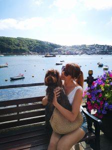 Natalie & Partridge in Fowey