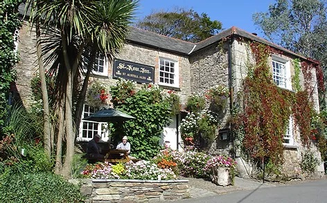 St Kew Inn - Dog Friendly