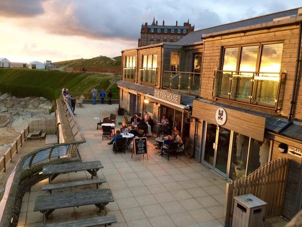 The Fish House Fistral Beach - Dog Friendly