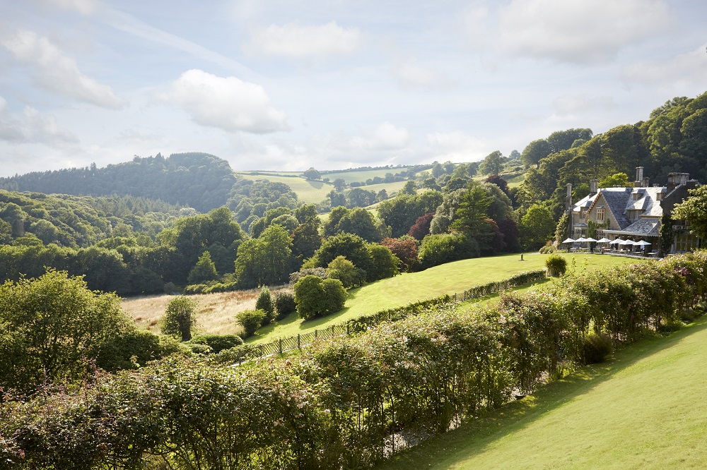 Hotel Endsleigh - Grounds